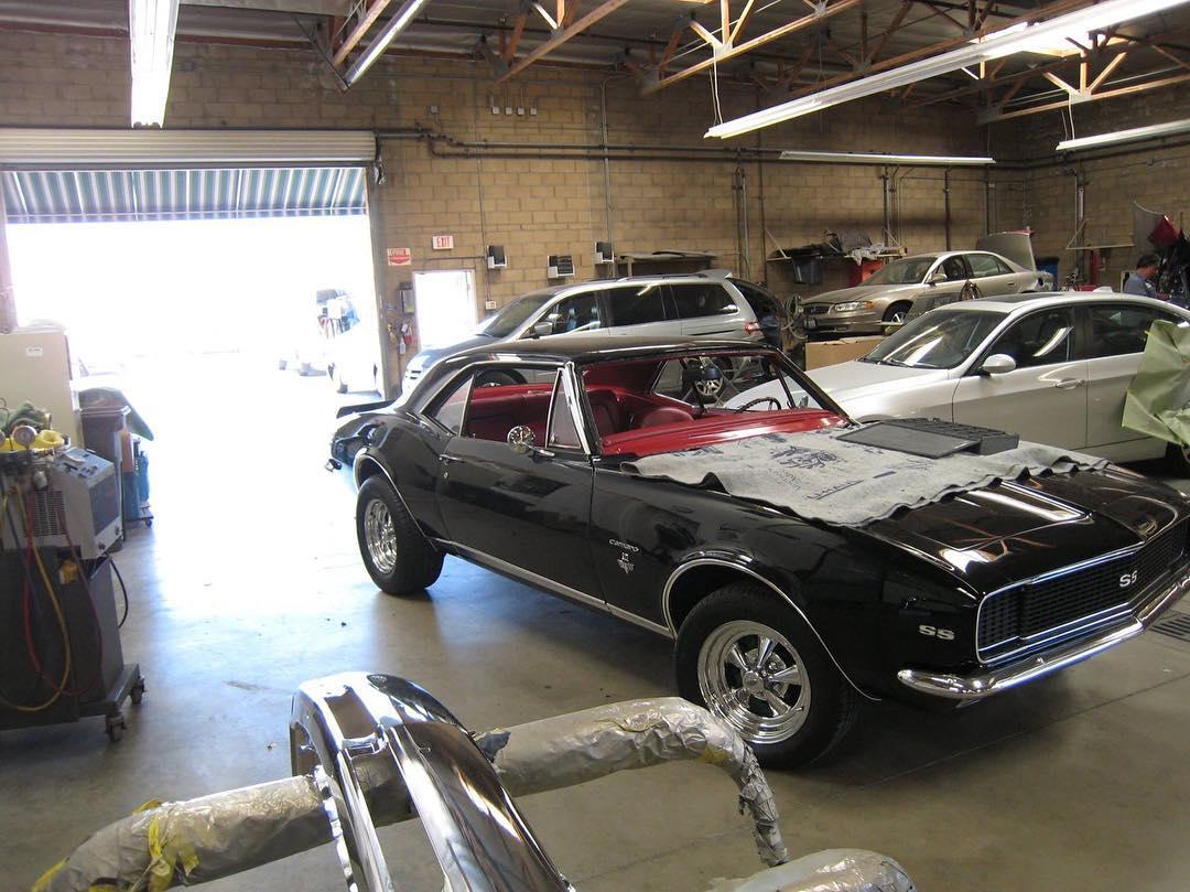 1960s camaro windshield replacement
