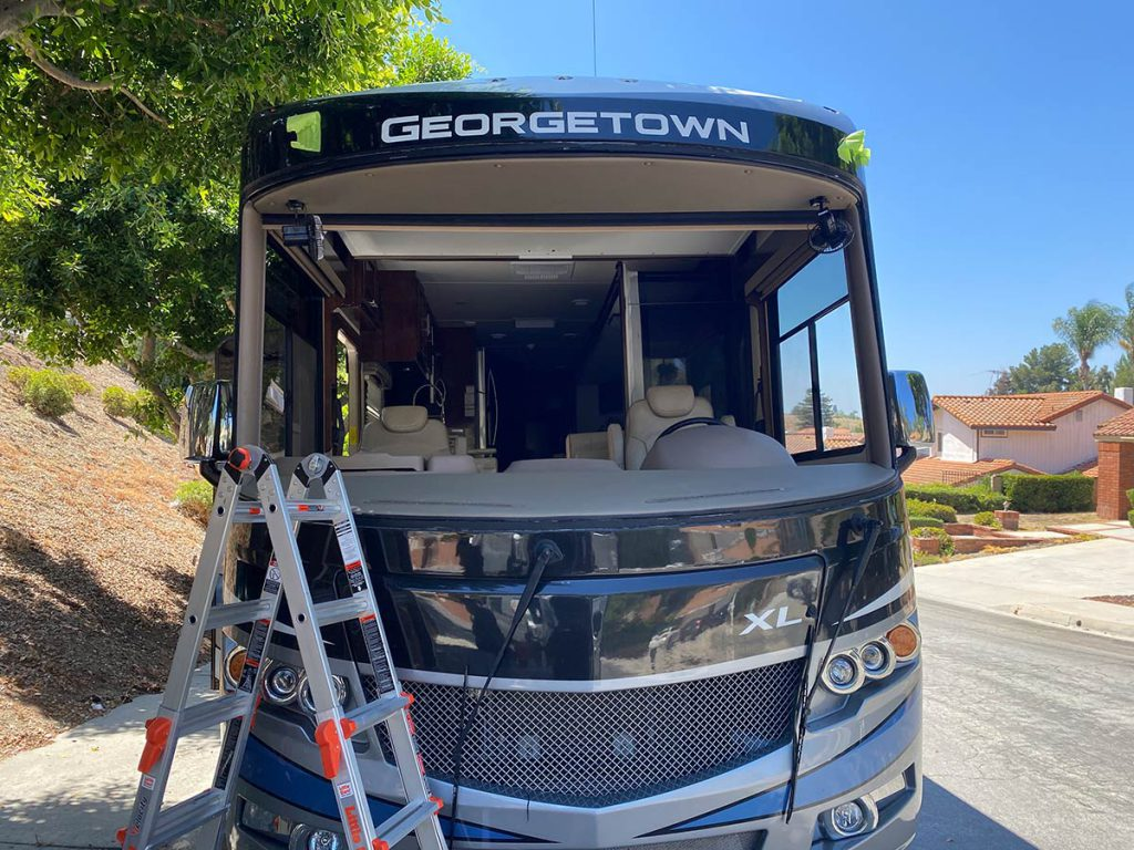 2019 forest river georgetown rv