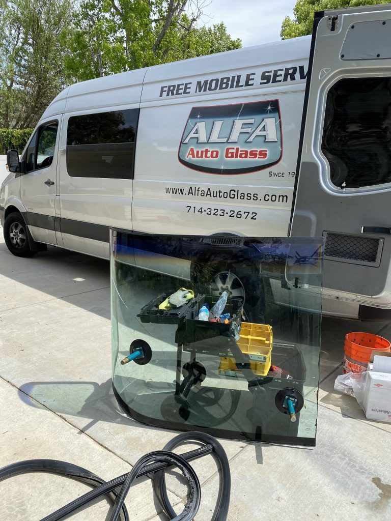 Alpha Auto Glass Windshield Replacement
