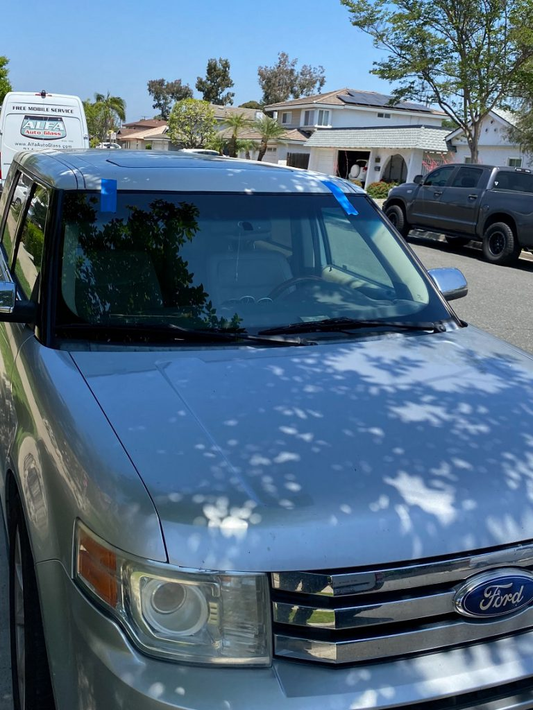 Ford Flex Windshield Replacement
