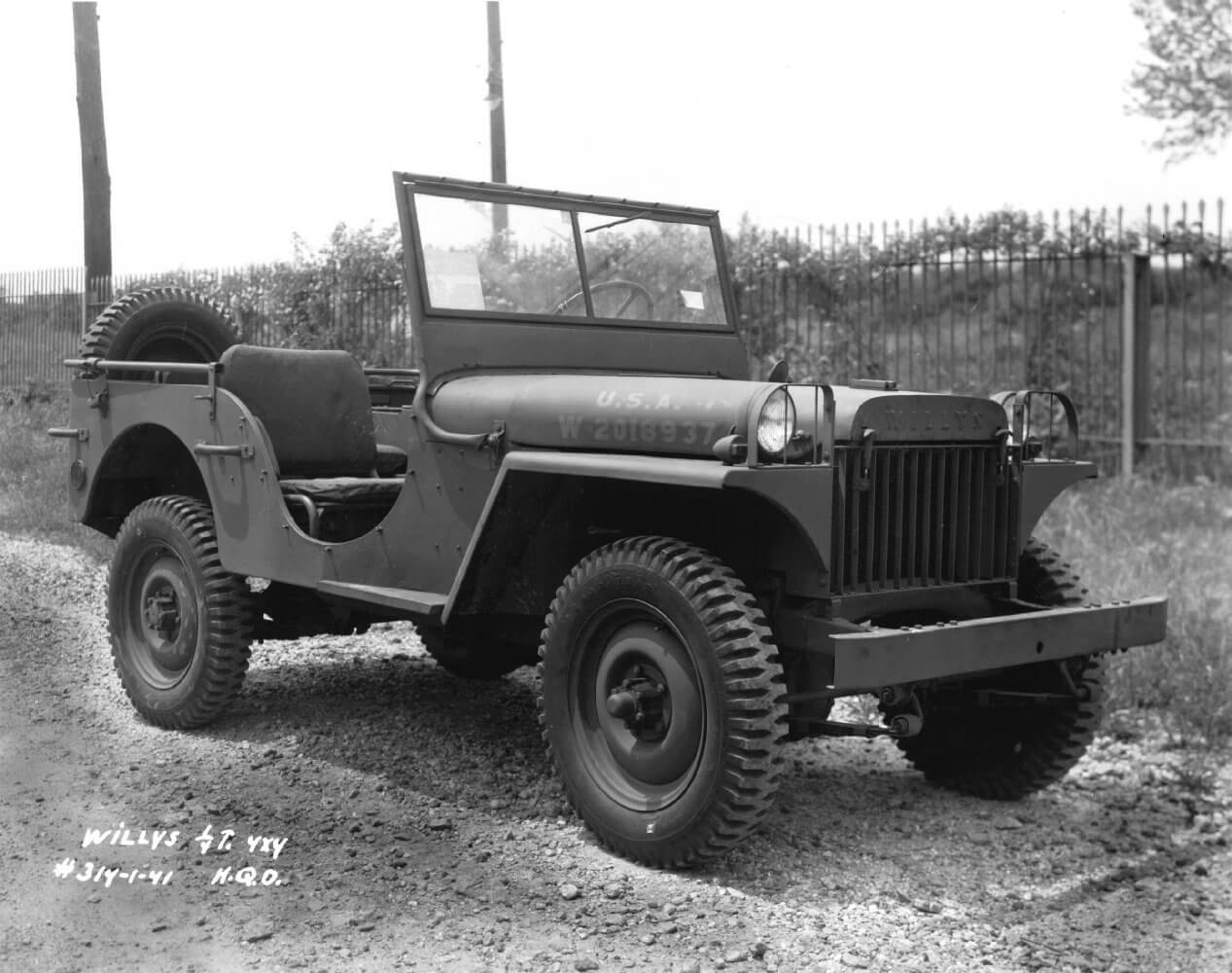 Jeep Willy MB Light Truck
